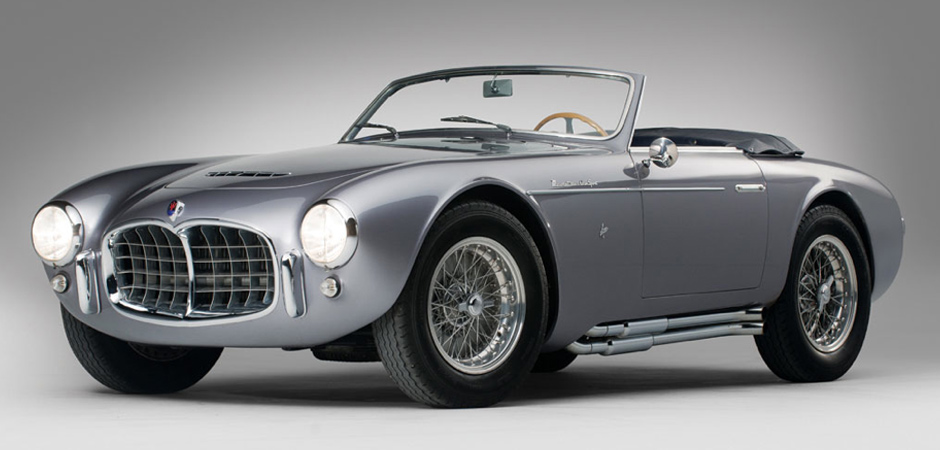 The Only Purpose Built Maserati To Tackle Both The Race Track And For  Commercial Production, The 1956 A6G/54 2000, Was A Not Only A Sports Car  That ...