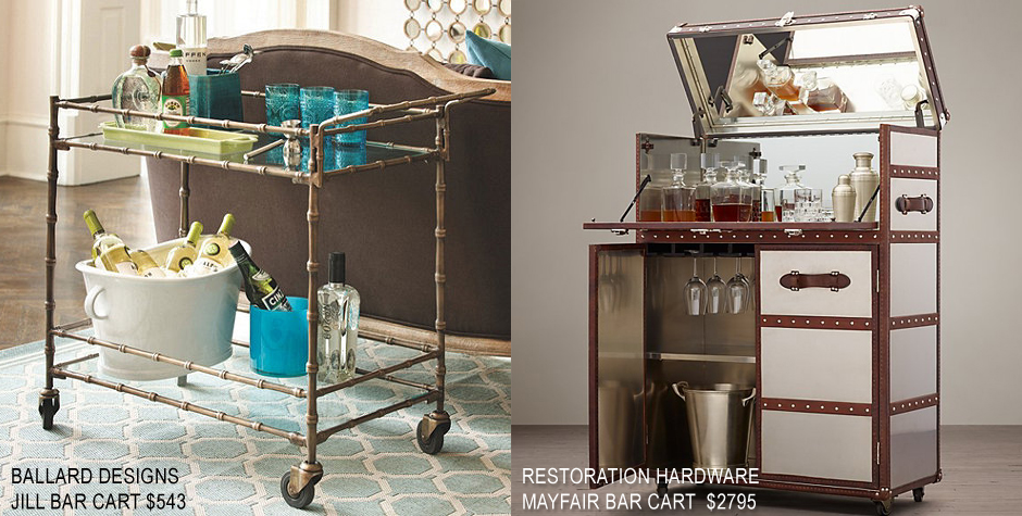 ballard designs bar cart williams sonoma home has stella bar cart ballard designs