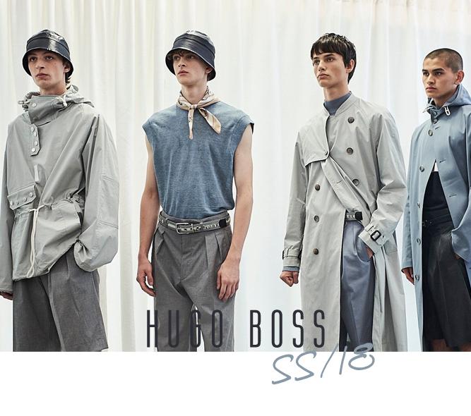 hugo boss 2018